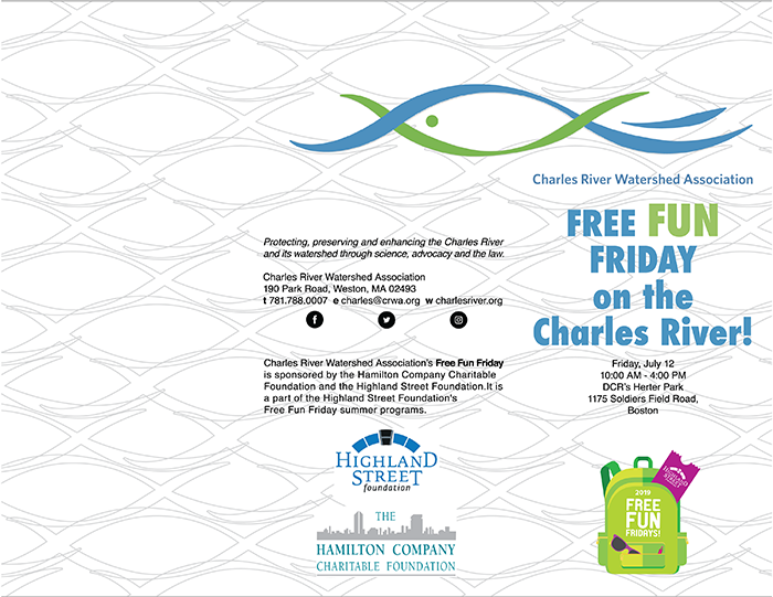 Charles River Restoration