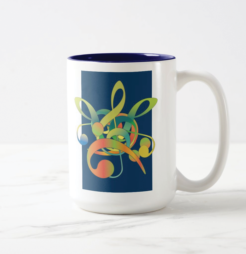 Music Lovers Coffee Mug
