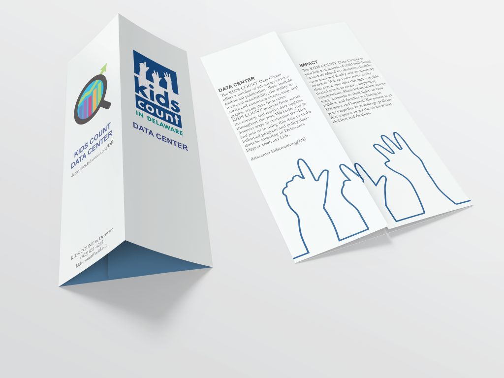 Kids Count Data Center Brochure (gate-fold)